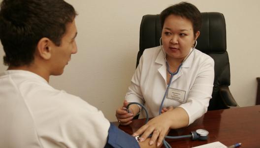 Прием и консультация врачей